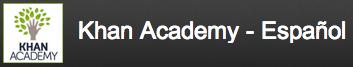 Canal YouTube de la Academia Khan en español