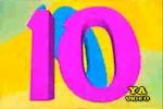 Tabla de multiplicar del 10 en vídeo