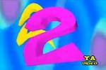 Tabla de multiplicar del 2 en vídeo