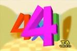 Tabla de multiplicar del 4 en vídeo