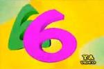 Tabla de multiplicar del 6 en vídeo