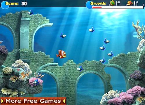 Juega Online a Fish Tales Deluxe
