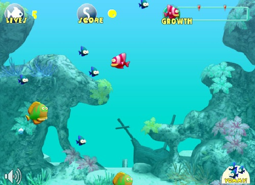 Juega online a Fish Tales