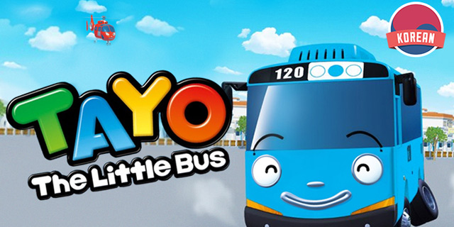 Tayo the Little Bus en YouTube