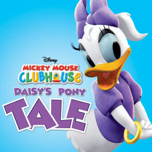 La casa de Mickey Mouse 4x03 Daisy's pony tale