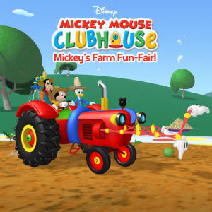 La casa de Mickey Mouse 4x05 Diversion en la granja de Mickey