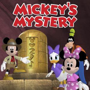 La casa de Mickey Mouse 5x02 El misterio de Mickey