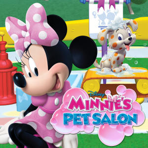 La casa de Mickey Mouse 5x03 Salón de belleza para mascotas de Minnie