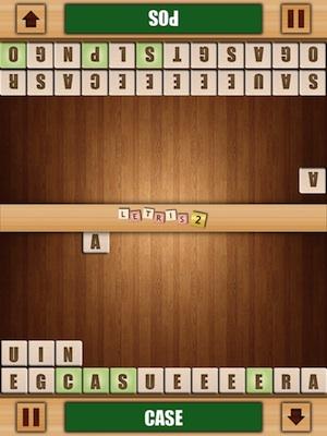 Letris 2 para iPad - Juego a dobles