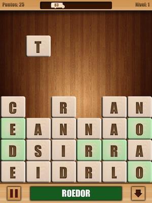 Letris 2 para iPad - Juego individual
