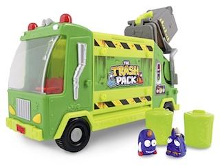 """El camión de basura de """"Los basurillas"""""""
