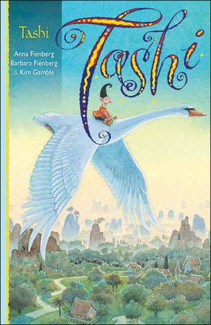 Un libro de Tashi